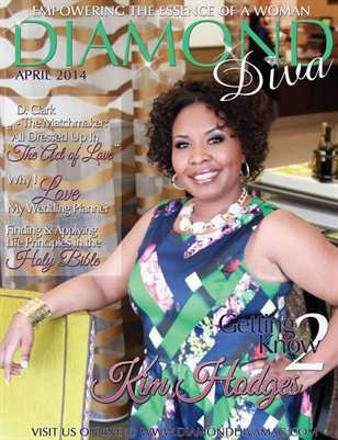 April 2014 Featuring Kim Hodges