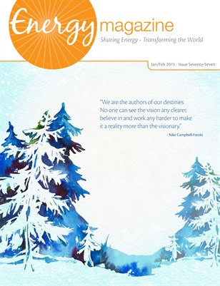 Energy Magazine Jan/Feb 2015
