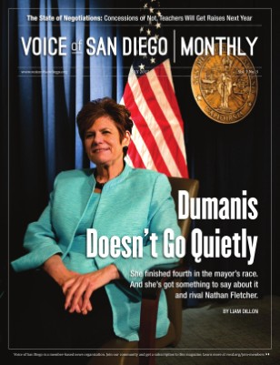 Voice of San Diego Monthly | July 2012