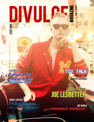 Divulge Magazine: June 2012 Issue