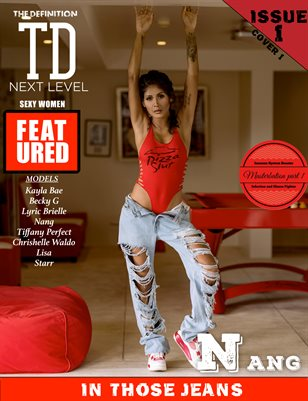 TDM Jeans Nang: issue1 cover 1