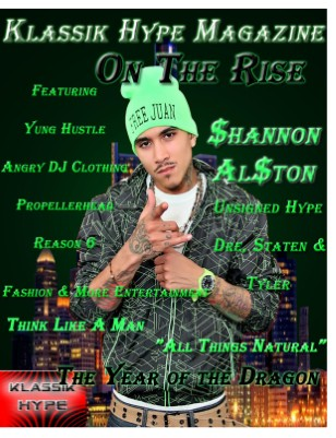 Klassik Hype Magazine: On The Rise