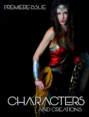 Characters and Creations Premiere Issue