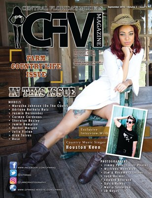 CFM Magazine Vol 2 Issue 3• September 2016 Country Farm Edition