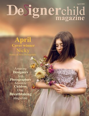 Designer Child magazine April 2020