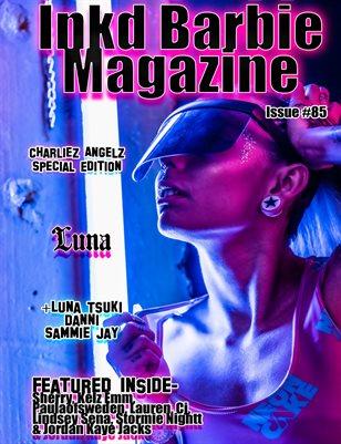 Inkd Barbie Magazine Issue #85 - Luna - CA SPECIAL