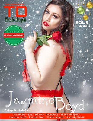 The Definition Jazmine Boyd Xmas vol4 cover3