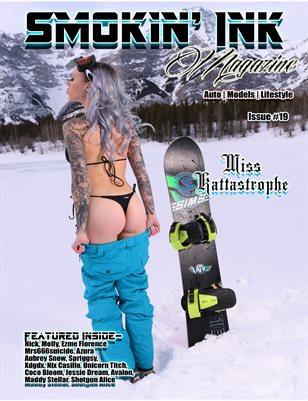 Smokin' Ink Magazine Issue #19 - Miss Kattastrophe