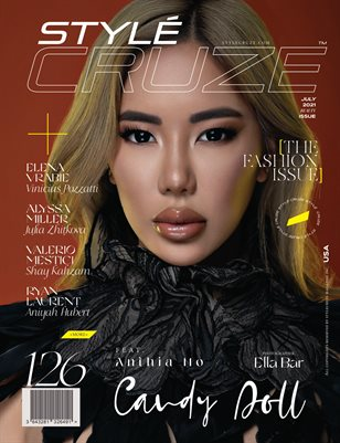 JULY 2021 Issue (Vol: 126) | STYLÉCRUZE Magazine