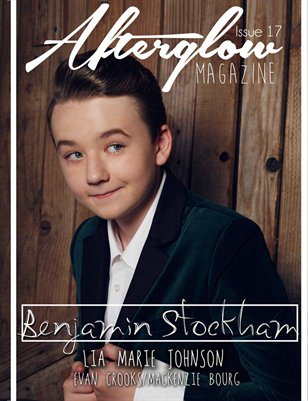 Issue 17 Benjamin Stockham