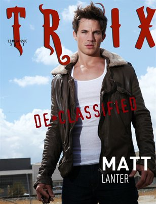 "MATT LANTER ""De-Classified"""