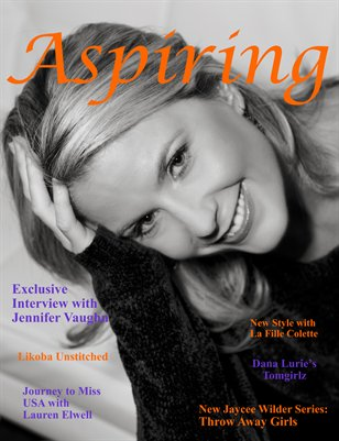 Aspiring Magazine July 2016