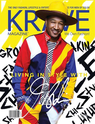 KRAVE #48 Spring Issue