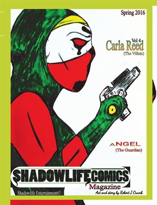 ShadowlifeComics Magazine Spring 2016