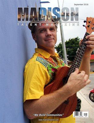 Madison Talent Magazine September 2016 Edition