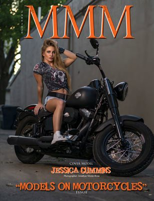 Models on Motorcycles