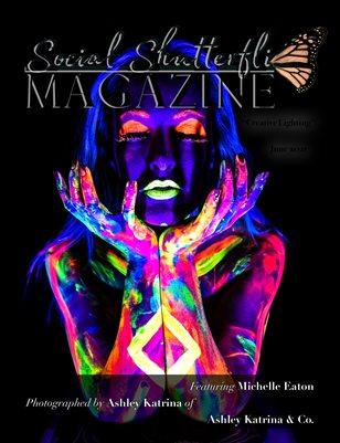 Issue No. 37 - Creative Lighting - Social Shutterfli Magazine