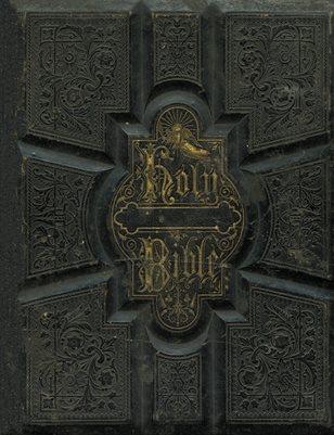 AGNES MORRISON-BRIAN FAMILY BIBLE