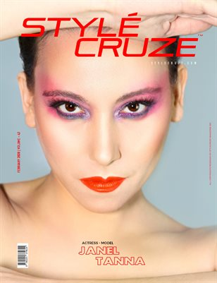 February 2020 Issue (Vol: 42) | STYLÉCRUZE Magazine