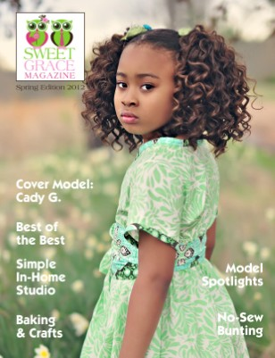 Sweet Grace Magazine Spring 2012