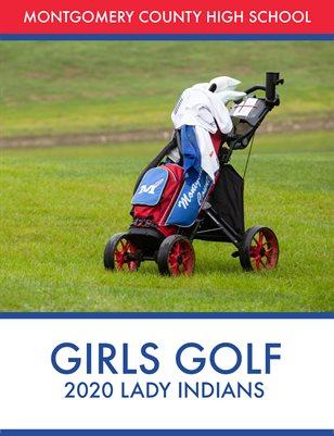 Montgomery County Girls Golf 2020