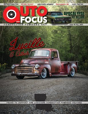 AUTO FOCUS MAG (Issue #1)