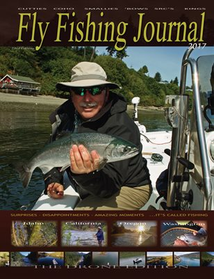 Fly Fishing Journal 2017