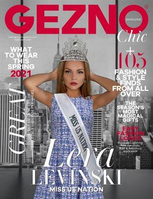 GEZNO Magazine February 2021 Issue #09