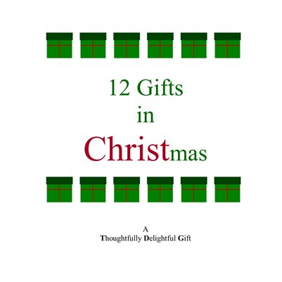 12 Gifts in Christmas