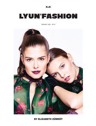 LYUN ISSUE No.14 (VOL No.6) C5