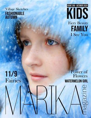 MARIKA MAGAZINE KIDS (October - issue 290)