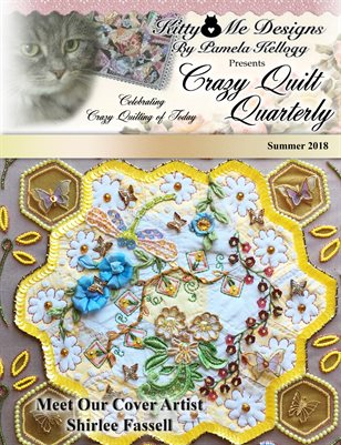 Crazy Quilt Quarterly Summer 2018