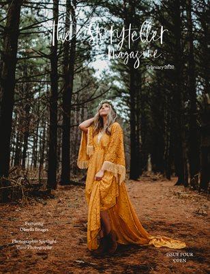 The Storyteller Magazine Issue 4- Open