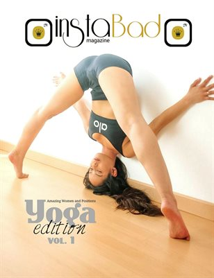 Instabad Magazine YOGA EDITION vol.1