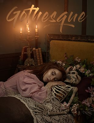 Issue #70   February 2019   Til Death Do Us Part (Cover Option 1)