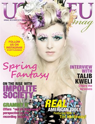 USTYLEU SPRING 2013 ISSUE