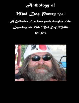 Anthology of Mad Dog Poetry
