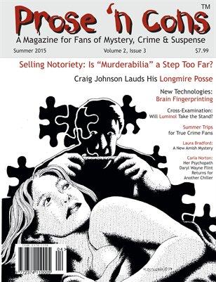 Prose 'n Cons™ Mystery Magazine Summer 2015