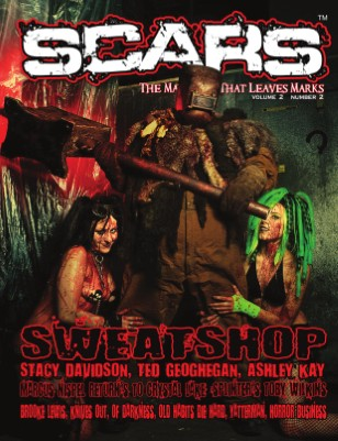 SCARS Magazine: Sweat Shop