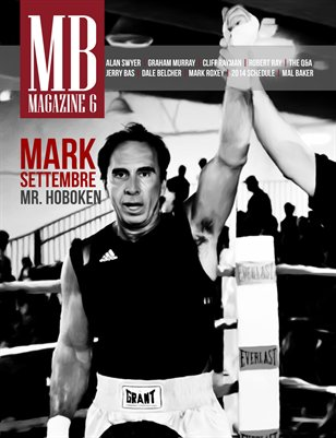 Masters Boxing Magazine Vol. 6