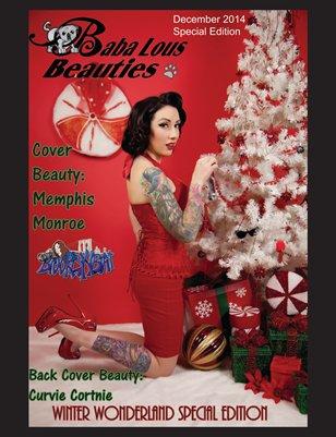 Baba Lous Beauties- Winter Wonderland Special Edition: December 2014