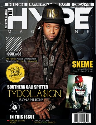 The Hype Magazine issue #68