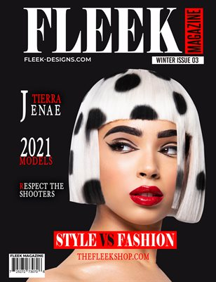 STYLE VS FASHION issue 3