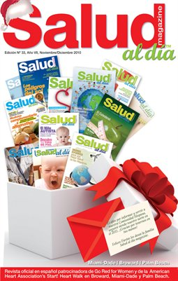 Edicion # 33, Año VII, Noviembre/Diciembre 2010.