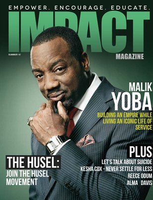 Impact Magazine Summer Issue