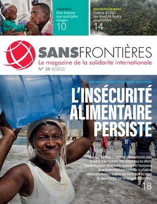 Magazine Sans Frontières (Num 34 Juin Août 2017)