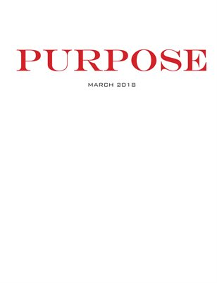 PurposeMagazineMarch2018