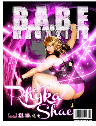 Rhyka Shae MINI MAG