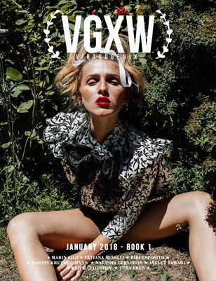 VGXW January 2018 - Book 1 (Cover 3)
