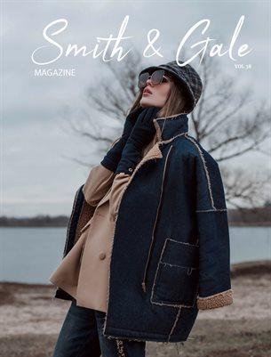Smith and Gale Magazine Volume 38 Featuring Polina Dvoretskaia
